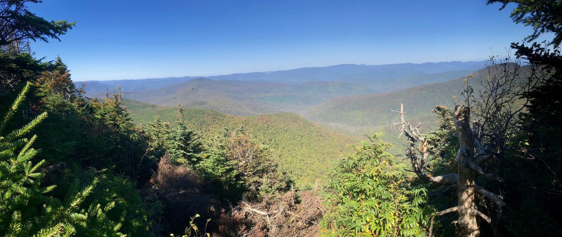 Slide Mountain, Catskill Mountains, NY