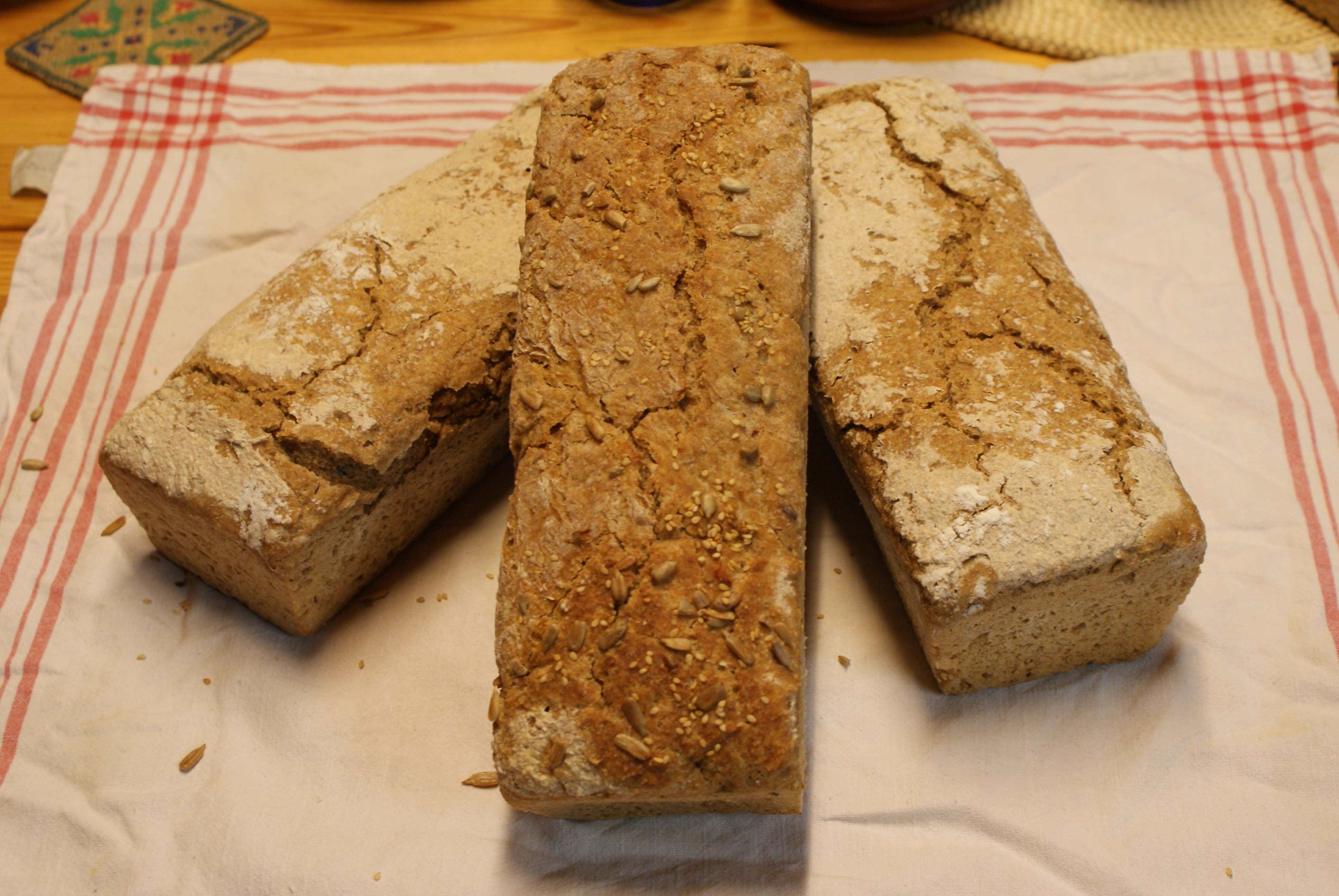 Brotduft in der Luft