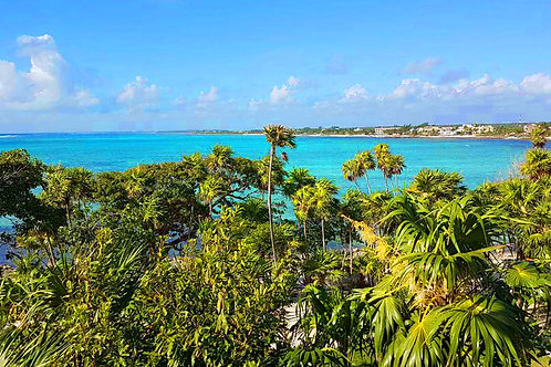 Beach Front in Tulum, Tulsayab bay - 587 sqm.