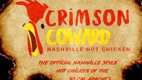 Crimson Coward Nashville Hot Chicken