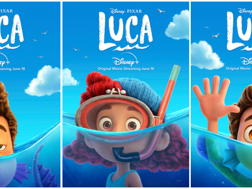 """DISNEY AND PIXAR'S """"LUCA"""" IS SET TO STEAL YOUR HEARTS"""