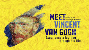 A full Immersion into Van Gogh's life