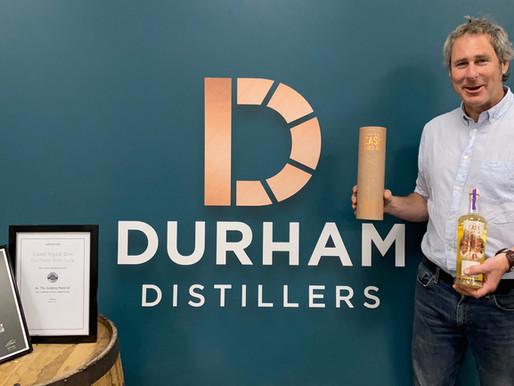 North East based Durham Distillery wins award