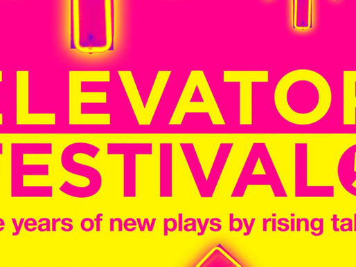 Which Floor Please? The Elevator Festival at Live Theatre, Newcastle
