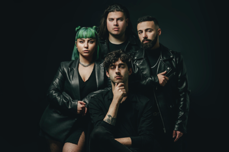 Maltese alt-poppers OXYGYN share new single 'Mercy'