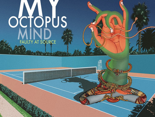 Bristol Psych-rockers My Octopus Mind release mind-bending second album 'Faulty At Source'