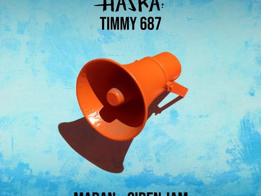 Haska & Timmy687 link up on new single 'Madan (Siren Jam)'