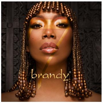 BRANDY RELEASES NEW ALBUM 'B7'