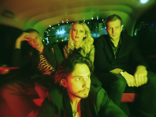 A Light Shines On Wolf Alice