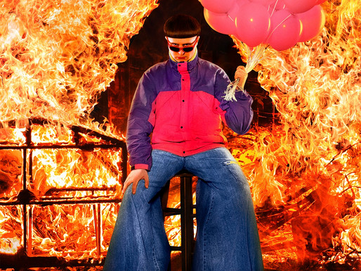 Oliver Tree Releases Debut Album: Ugly Is Beautiful