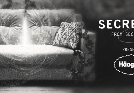 Secret Cinema launches Secret Sofa - virtually the best film club in the world