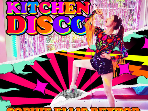 """Sophie Ellis-Bextor releases new album """"SONGS FROM THE KITCHEN DISCO"""""""