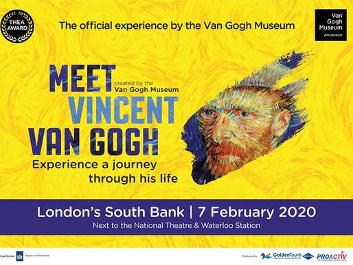 Meet Van Gogh ... in London