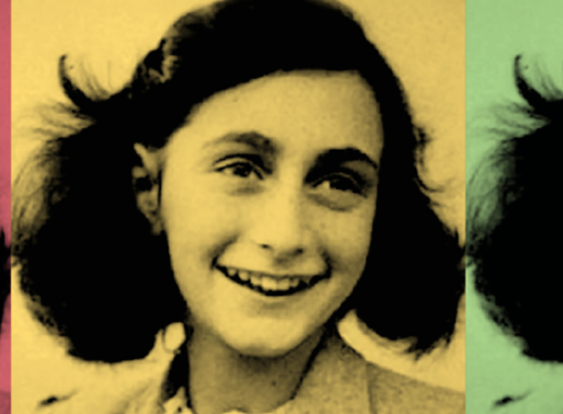 Anne Frank + You, Anne Frank + Us at West End Women and Girls Centre