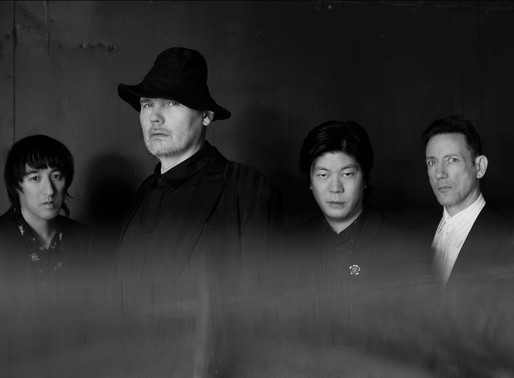 The Smashing Pumpkins Reveal Details On Forthcoming Double Album - 'CYR'