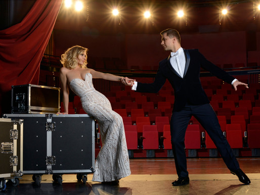 Duncan James Variety Performance With BBC Strictly Stars