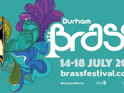 Line-up announced for Durham Brass festival 2021