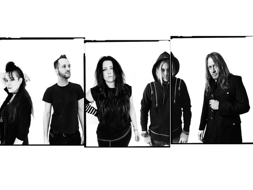 Album Review: Evanescence – The Bitter Truth (Released March 26th)