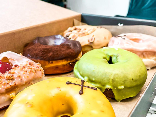 Give me all Crosstown's doughnuts, please?