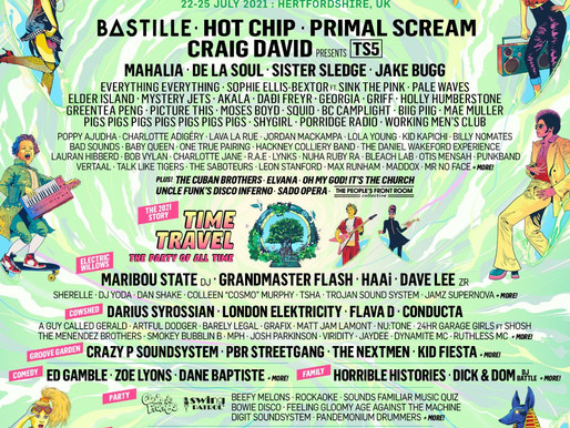 STANDON CALLING announces MAHALIA, JAKE BUGG, GRIFF, PALE WAVES, GEORGIA, MOSES BOYD and more!