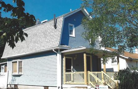 siding/ roof