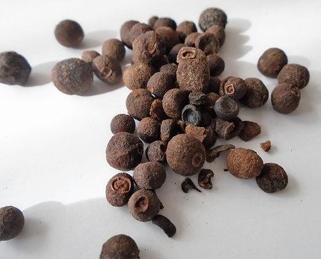 """""""poivre"""" ou piment de la Jamaïque sachet de 100g à 1kg"""