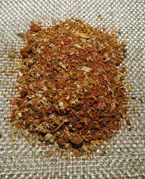 épices de la côte (goût fumé) flacon