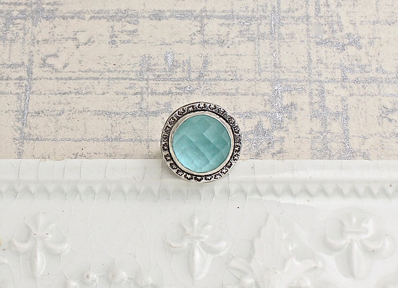 BC1521 Amazonite Ring