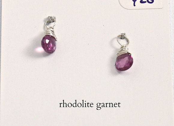 Gemstone Charms