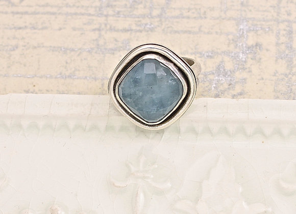 BC1598 Aquamarine Ring