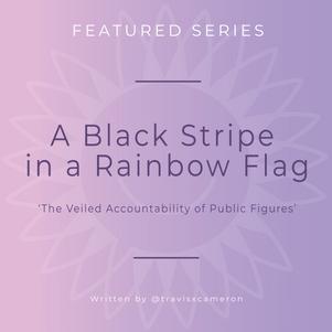 A Black Stripe in a Rainbow Flag: The Veiled Accountability of Public Figures