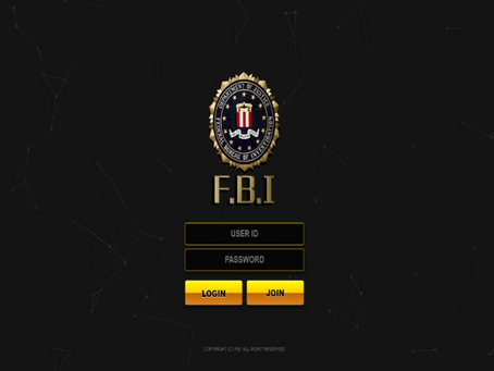 FBI먹튀 이용하지도 않은 게임을 핑계로 몰수