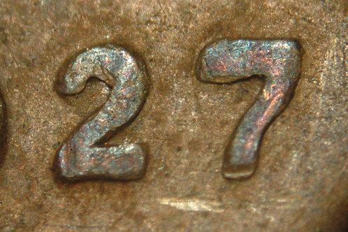 1927 1c DDO-001 // FS-101___RAW___FINE details