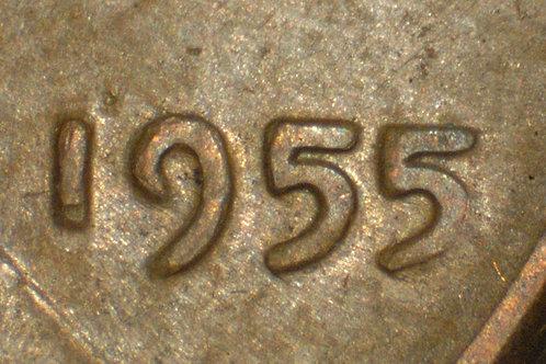 1955 1c DDO-003  __VF