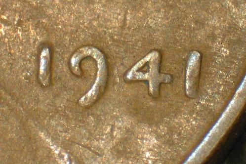 1941 1c DDO-004 __Fine