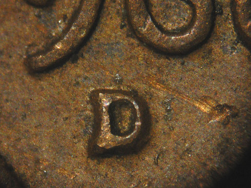 1960-D/D 1c  RPM-026/W-021__XF__Raw
