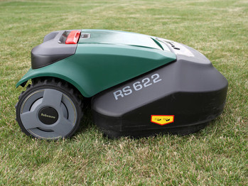 Test av Robomow RS622