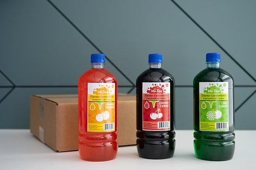 Mi-Tee Fruit Cordial - 3 x 1L