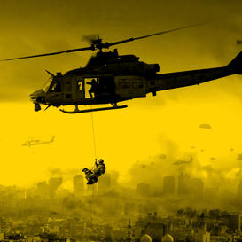 Helicopter Parenting - Air Assault School