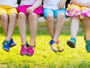 Common Foot Pain for Children Can Be Linked To Sever's and Iselin's Disease