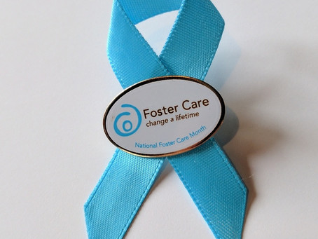 What is National Foster Care Month?