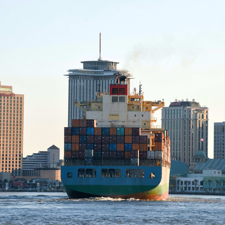 THE Alliance Adds New Weekly Direct-Asia Container Service from Port NOLA