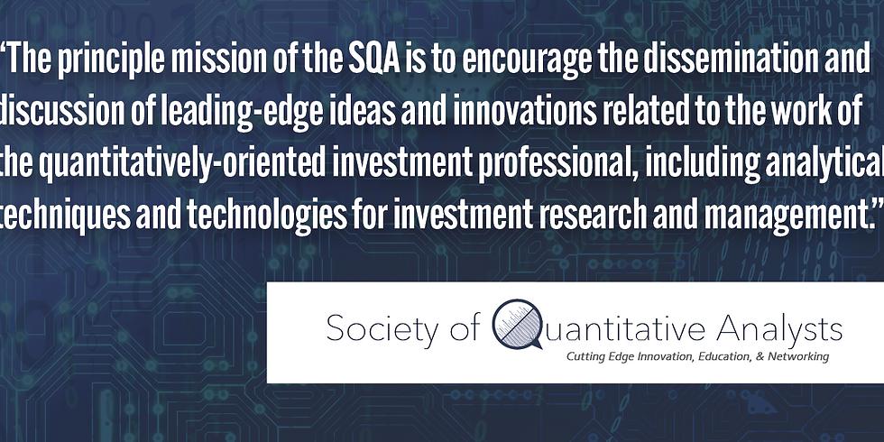 Part 1: SQA Series on ESG Investing