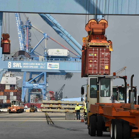 Port Record by the Port of New Orleans Highlights (September/October 2021)