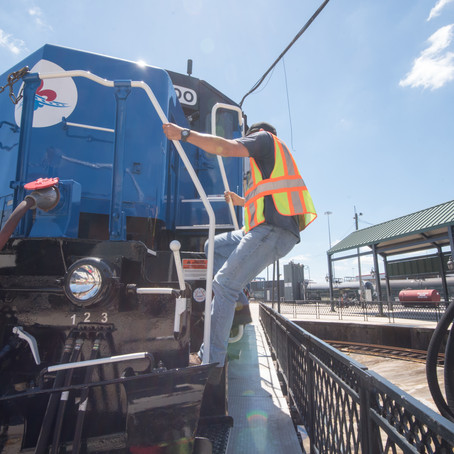 New Orleans Public Belt Railroad Shatters Safety Record