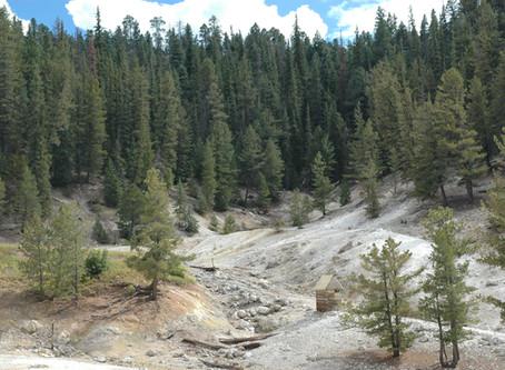 Valles Caldera Acquires Sulphur Springs Inholding