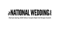 NWS Velour Carpet (High End Range) Swatc