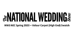 NWS NEC Velour Carpet (High End Range) S