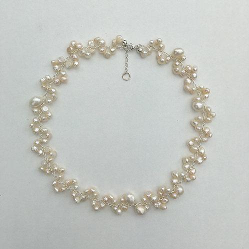 Pearl chain type 1 Im a mermaid