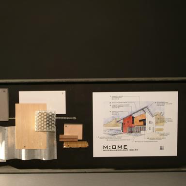 Green Building Materials Mood Board